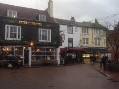 Pump House Pub; Brighton Lanes