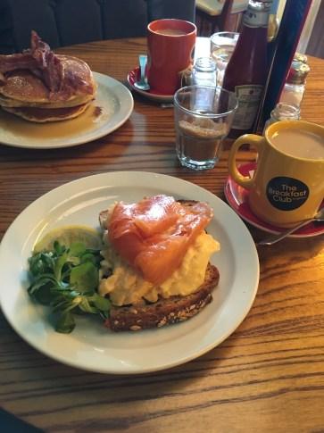 Brighton; The Breakfast Club