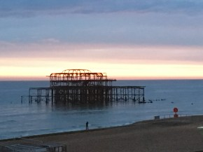 West Pier; Brighton