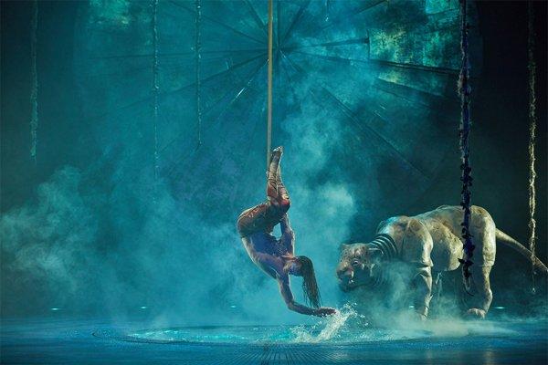 Cirque du soleil Houston VIP transportation