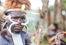 Tribes in West Papua travel article in ANZA Magazine April issue