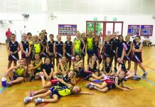 ANZA Netball in Singapore
