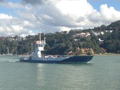 Russell to Opua car ferry