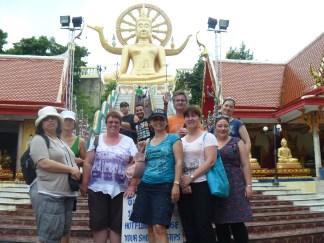 Temple Visit