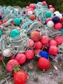 Cray pot buoys