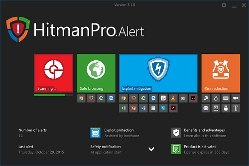 HitmanPro.Alert 3.7.3 Crack + Product Key Full Download
