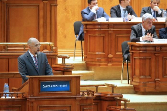 Kelemen Hunor; TUDOSE, Mihai; Bukaresti kormányalakítás