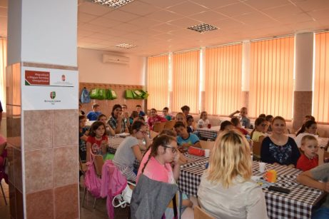 Táboroztak a gyermekek Nagykárolyban az egyházmegye református gyerekei (15)