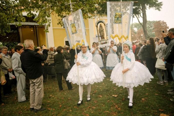 Kisboldogasszony ünnepnapja a vajdasági Doroszlón