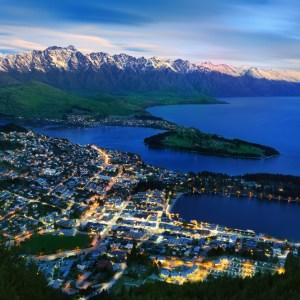 Queenstown South Island New Zealand