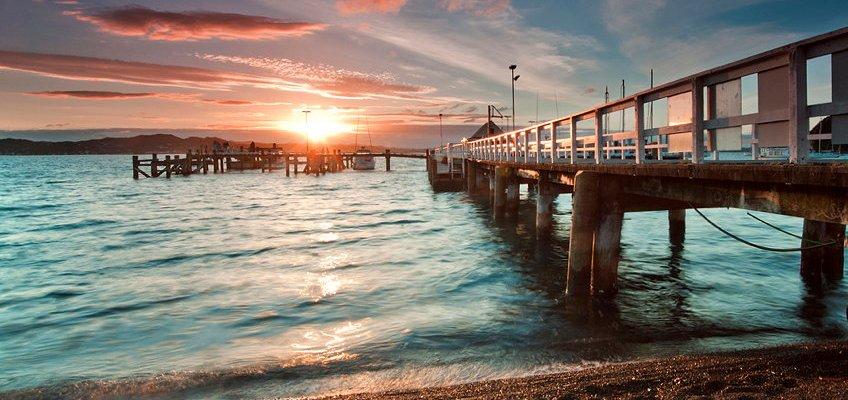 Bay of Islands North Island, New Zealand