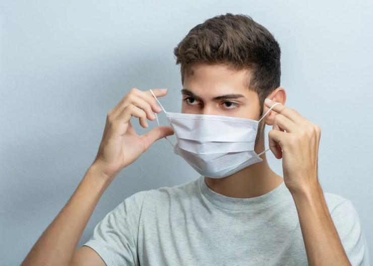 教員のマスクつけっぱなしは苦しい??