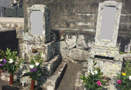 お墓の写真2