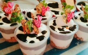 レアチーズケーキ レシピ カップ