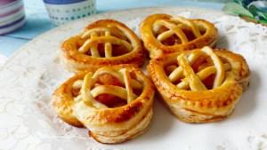 ハート型 アップルパイ レシピ