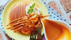 キャラメルソース レシピ 簡単
