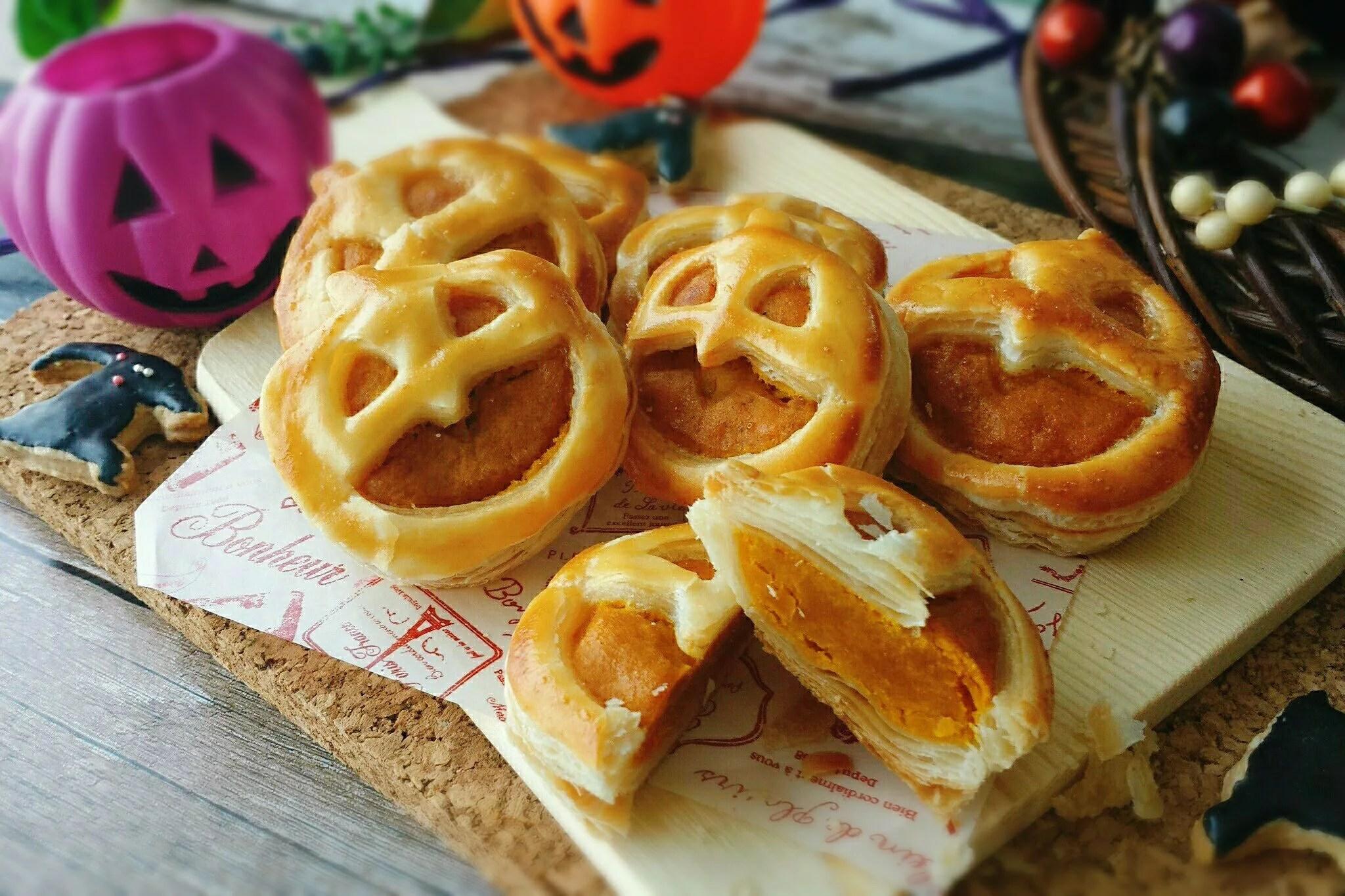 かぼちゃ パイシート