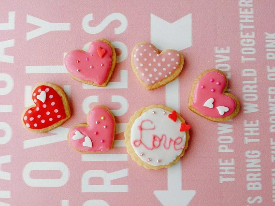 クッキー デコレーション 簡単