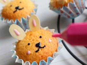 カップケーキ 可愛い レシピ