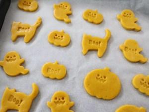 かぼちゃクッキー レシピ