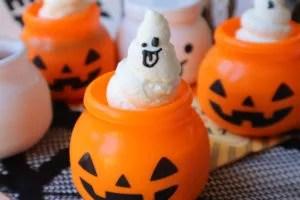 かぼちゃプリン 簡単