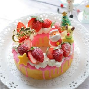 セリア クリスマス ケーキ