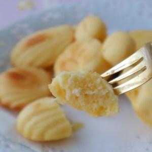 レモン マドレーヌ レシピ