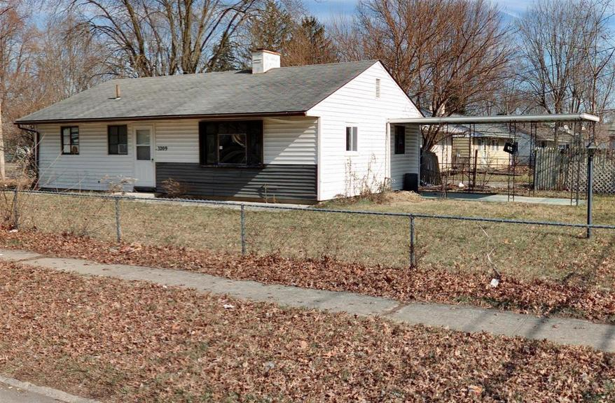 Auction Ohio 3 Bedroom Ranch Columbus East