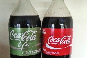 Coca Cola Life and Death