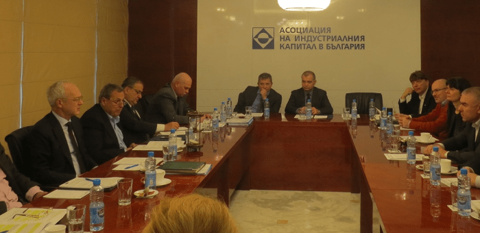 "АОБР представи приоритетите си пред Гражданско движение ""Воля"""