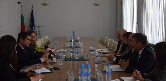 Проведе се среща на АОБР с ръководството на ИАНМСП