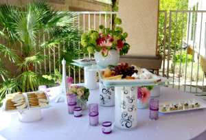 magical bridal shower event themed event
