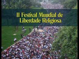 II FESTIVAL DE LJBERDADE RELIGIOSA