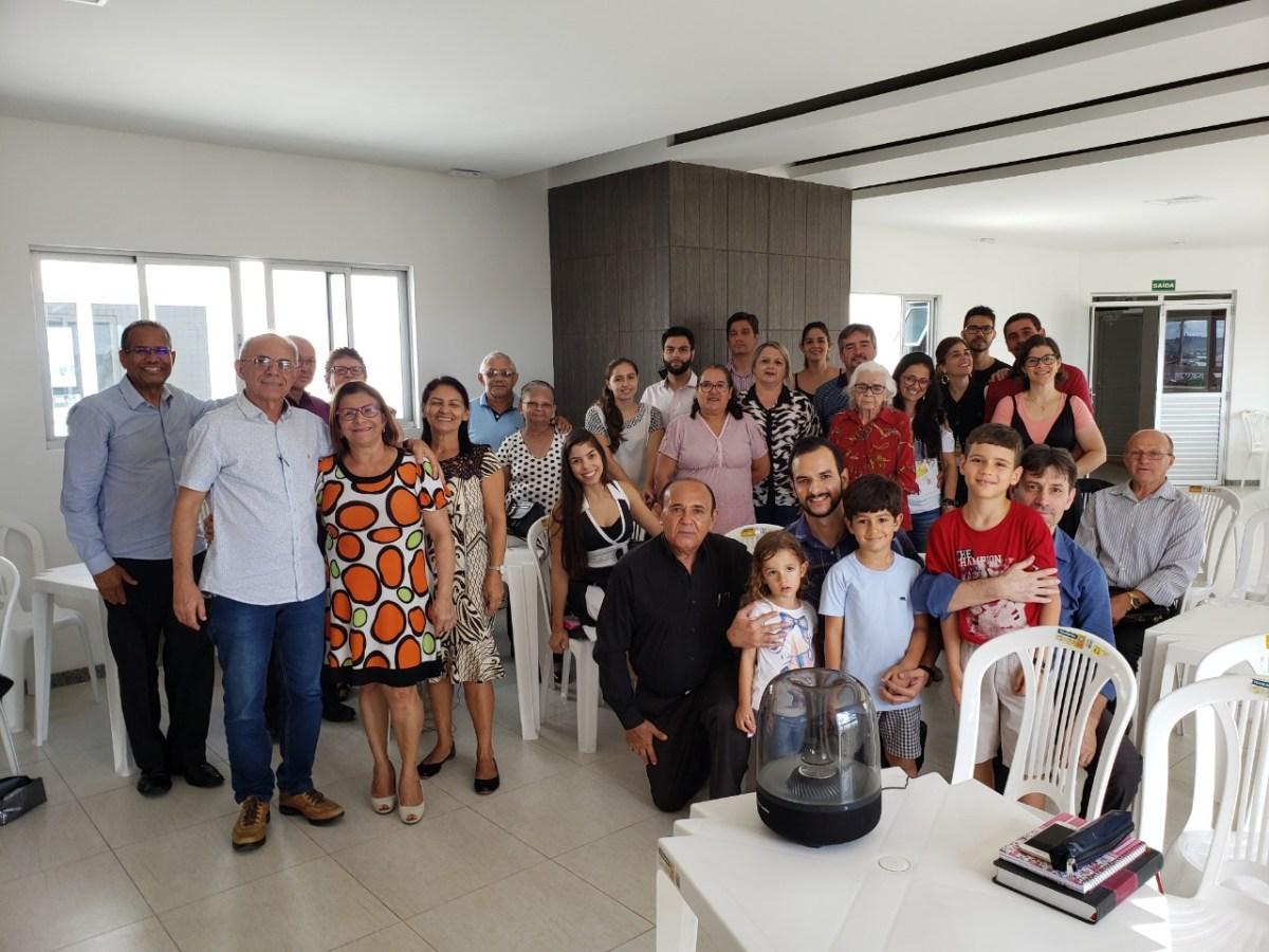 Encontro de Adoradores Unitarianos de Campina Grande, PB