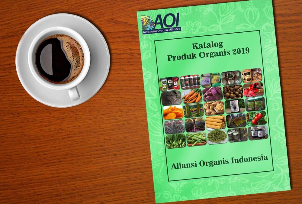 Katalog Produk Organik 2019