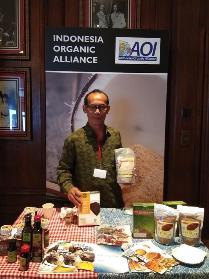 ALiansi Organis Indonesia di London