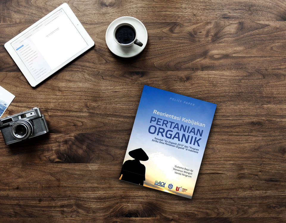 Policy Paper Pertanian Organic