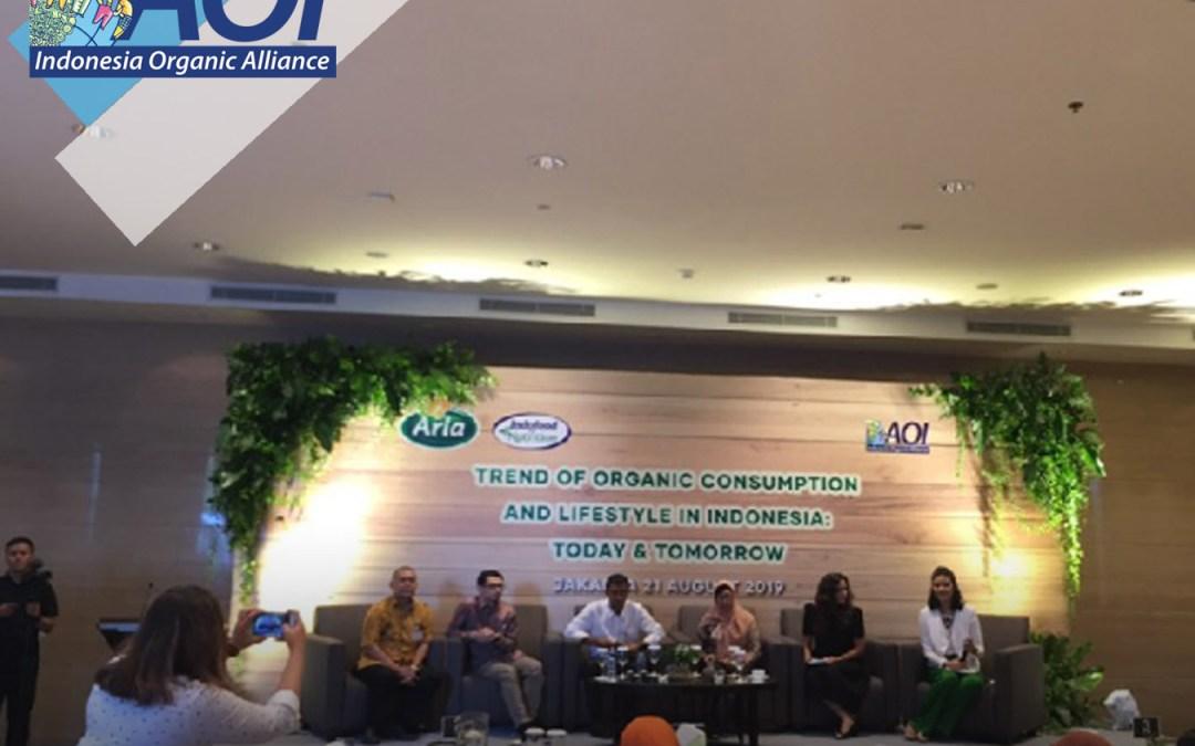 Tren Konsumsi dan Gaya Hidup Organik di Indonesia