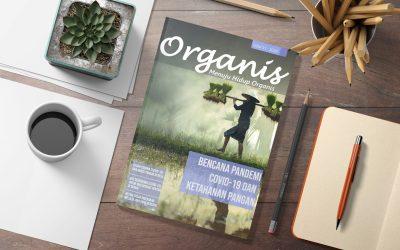 Telah terbit! Majalah ORGANIS – Edisi51