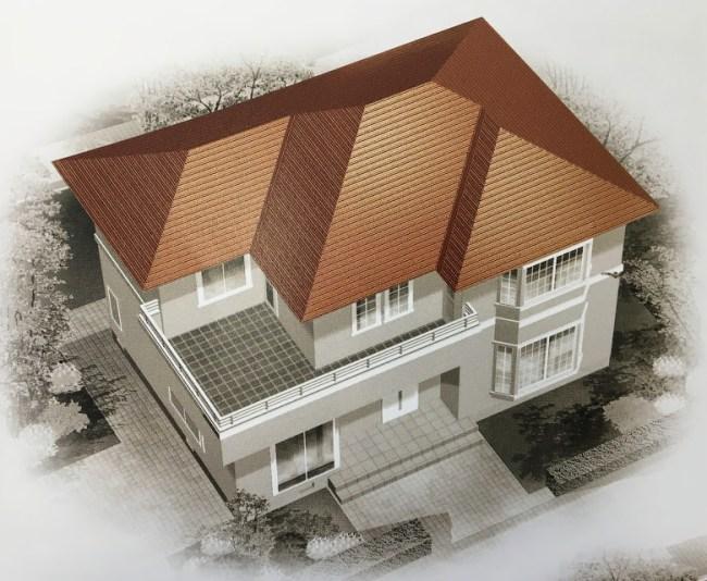 屋根形状イメージ