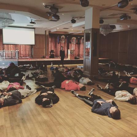 Mental Health Workshop - Yoga