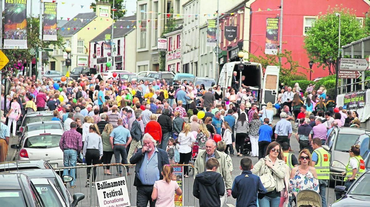 Ballinamore Family Festival (August)