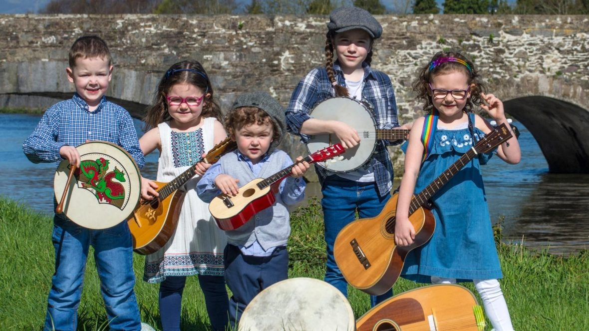 Clancy Brothers Music & Arts Festival (June Bank Holiday Weekend)