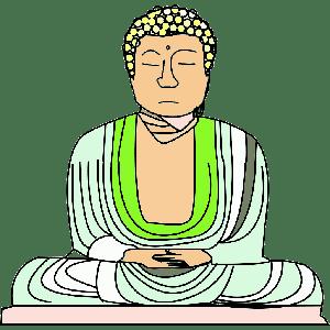 画像:鎌倉高徳院大仏