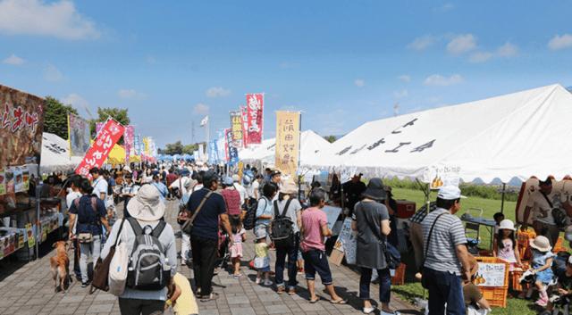 栃木・なかがわ水遊園イベント台風15号の影響は?「那珂川大感謝祭」中止の可能性は?