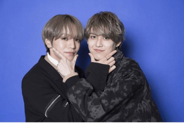 仲の良いJO1メンバーの大平祥生と白岩瑠姫「るきしょせ」「王子line」