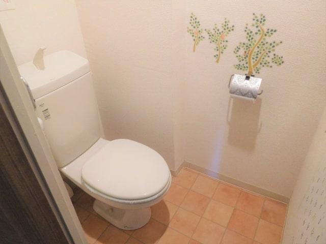 トイレ 写真 風水3