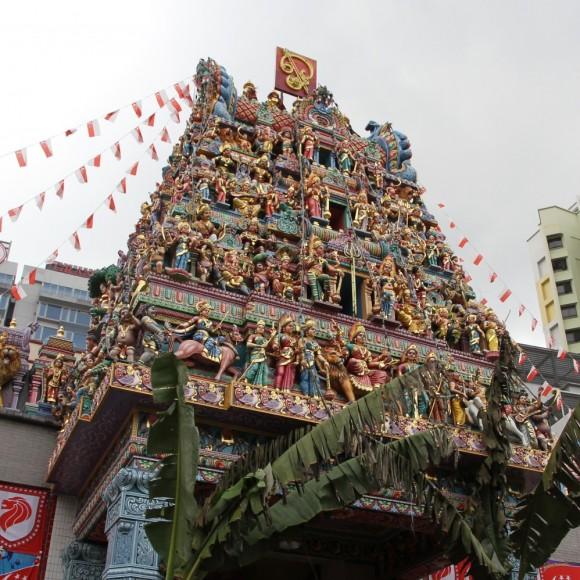 スリビーラマカリアマン寺院