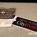ニューヨーク シティパスチケットブック