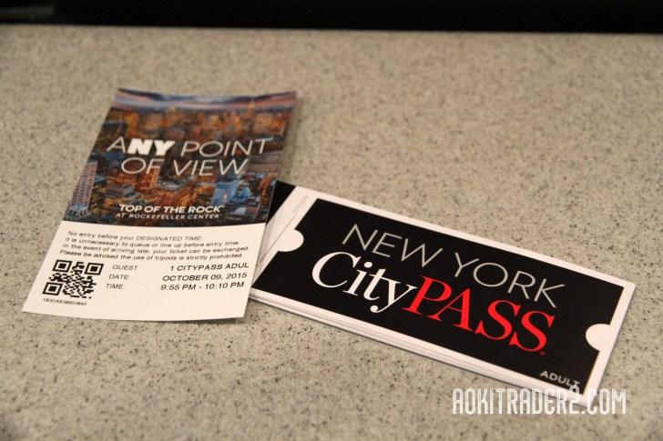 シティパスチケットブック